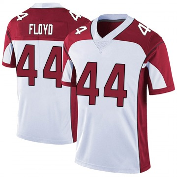 Youth Arizona Cardinals Reggie Floyd White Limited Vapor Untouchable Jersey By Nike