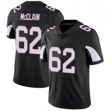 Youth Arizona Cardinals Terrell McClain Black Limited Vapor Untouchable Jersey By Nike